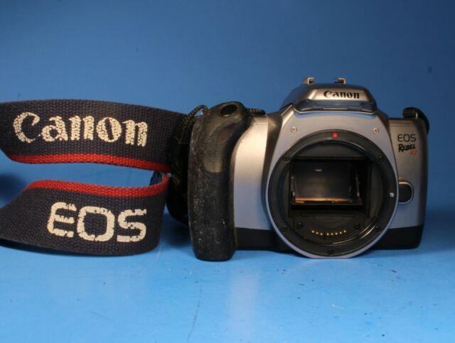Canon Eos Rebel K2 35mm Slr Film Camera Body Only
