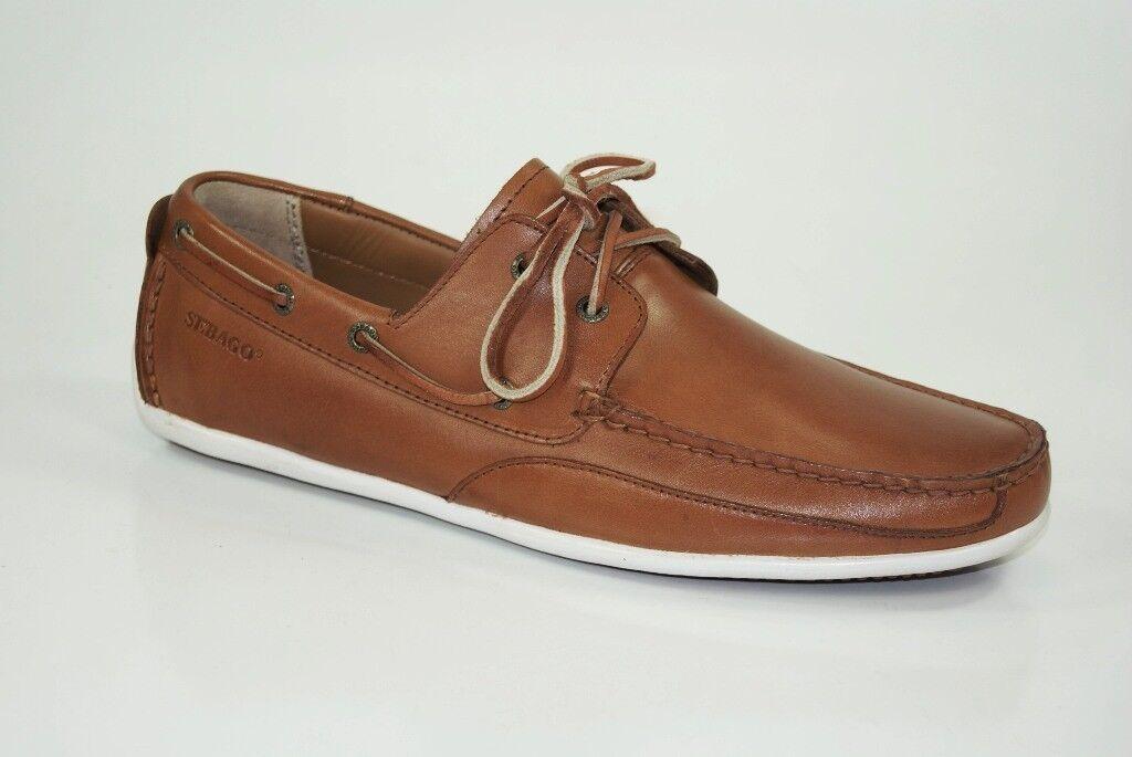Sebago Canton Two-Eye Boat shoes Boat shoes Men's shoes Boat shoes B180001