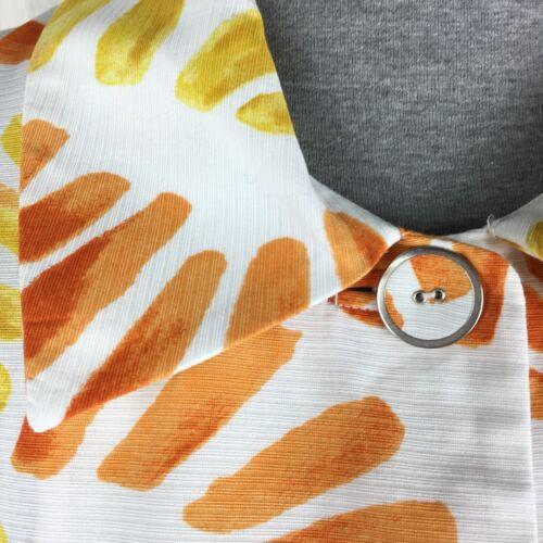 Princeton Orange 4 3 Sleeve Blazer 1 Nwt Print Flower Jakke Med Chicos Sz Power 0xORnSvwp