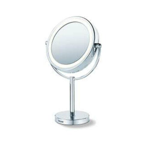 Beurer BS 69 cosmétiques rétroviseur Chrome led17cm 5 fois grossissement
