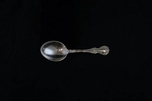 """4 1//4/"""" Towle Old Master Sterling Silver Baby Spoon No Mono"""