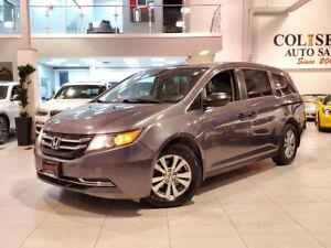 2016 Honda Odyssey SE-8 PASSENGER-BACK UP CAMERA-CERTIFIED-FINANCE