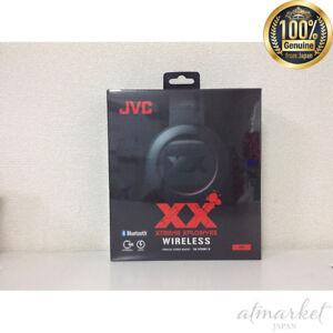 Jvc Ha Xp50bt R Sans Fil Casque Xx Série Bluetooth Nfc Rouge Graves