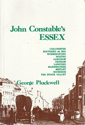 Constable's Essex by Pluckwell, George Paperback Book The Fast Free Shipping