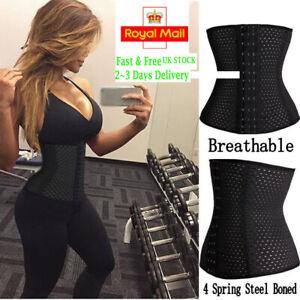 3ccd5f9150 Details about Body Waist Shaper Training Slimming Belts Tummy Tight Cincher  Girdle Belt Corset