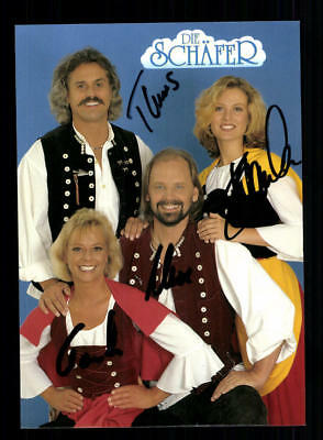 Gut Die Schäfer Autogrammkarte Original Signiert ## Bc 128295 Sammeln & Seltenes