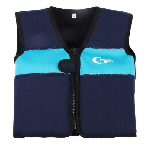Children Swimming Float Suit Buoyancy Safety Jacket Vest For Kids 1-6 Years US
