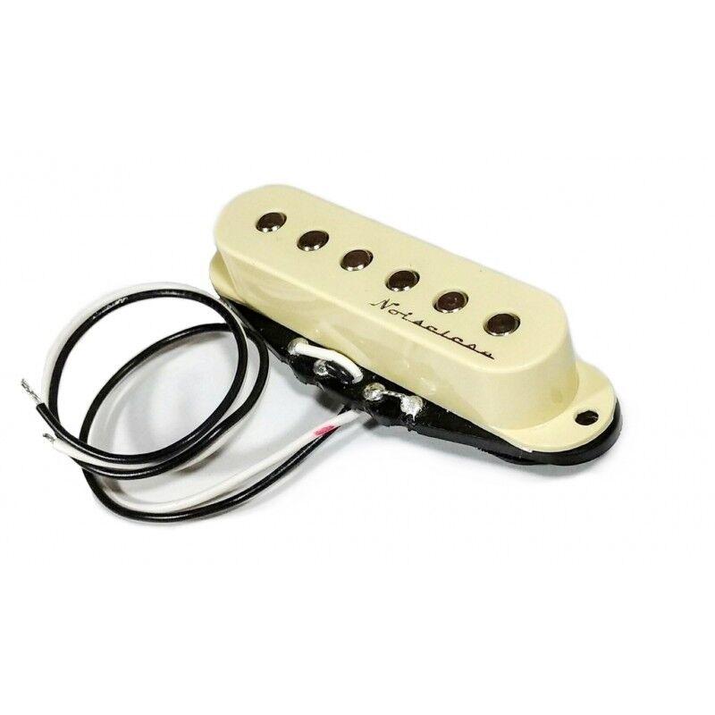 Neuf Simple Fender Hot Silencieuse Strat Capteur pour Col ou Milieu Position USA