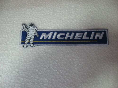 Aufnäher Patch Michelin Autosport Motorcross Racing Auto-Turning Autocross GT FX