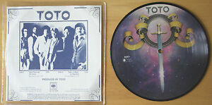 NM-NM-TOTO-HOLD-THE-LINE-b-w-TAKIN-039-IT-BACK-7-034-VINYL-Picture-Pic-Disc