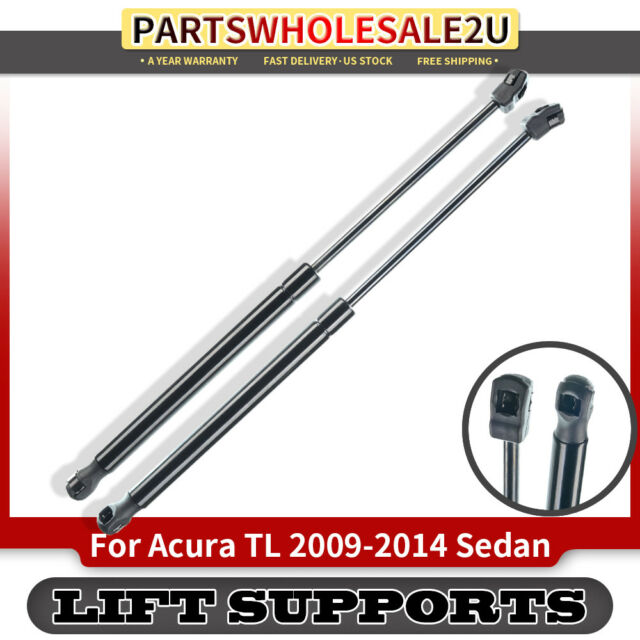 2x Hood Lift Supports Shocks Struts For Acura TL 2009-2014