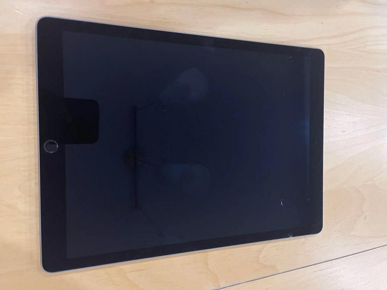 iPad: Apple iPad Pro 12,9 WIFI 32 Go Gris Sidéral