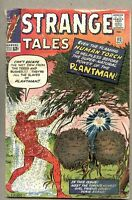 Strange Tales #113-1963 Human Torch 1st Plantman / Jack Kirby / Steve Ditko