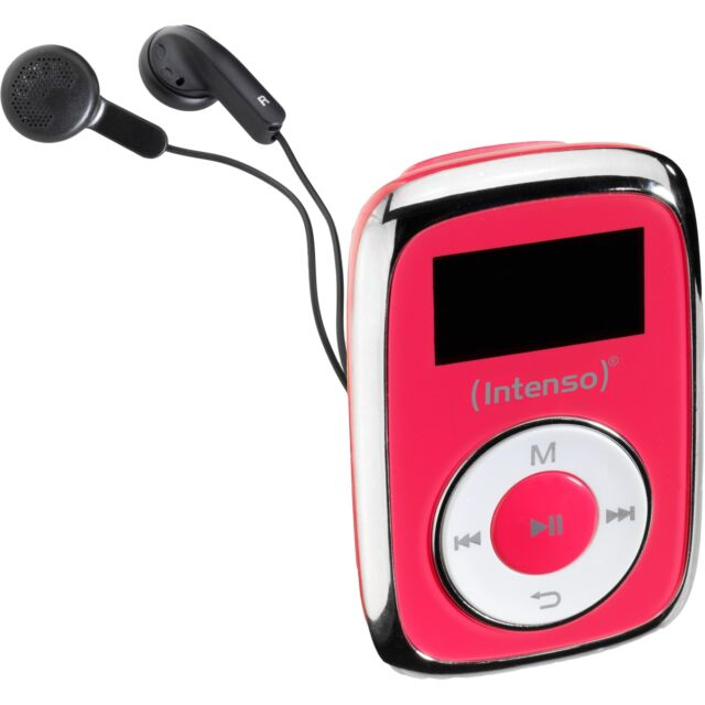 Intenso Music Mover, MP3-Player, pink