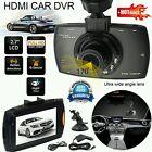 "2.7"" HD 1080P In Car DVR Vehicle Camera Dash Cam Recorder G-Sensor Night Vision"