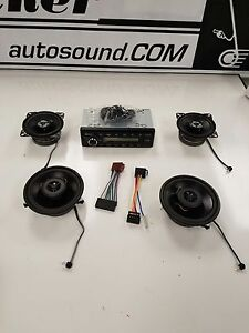 Details about Mercedes Benz 1986-1989 124 TE Wagon Upgrade Bluetooth/AUX  Sound System