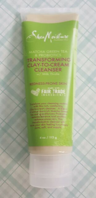 Matcha Green Tea & Probiotics Clay-To-Cream Cleanser by SheaMoisture #22