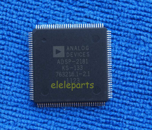 5pcs ADSP2181KS-133 ADSP-2181KS-133 AD QFP,DSP Other