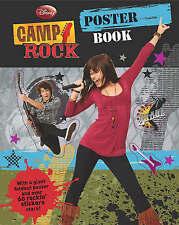 "Disney ""Camp Rock"" Poster Book (Disney Poster Book), , New Book"