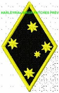 DIAMOND-SOUTHERN-CROSS-STARS-EMBROIDERED-BIKER-PATCH