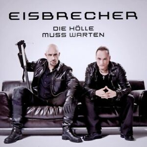 EISBRECHER-DIE-HOLLE-MUSS-WARTEN-CD-13-TRACKS-NEW