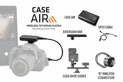 Tether Tools Case Air Wireless Tethering System with accessories