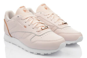 separation shoes 153a4 1fae4 Details zu Neu Schuhe REEBOK CL LTHR HW Damen Sneaker Turnschuhe  Sportschuhe EXCLUSIVE SALE