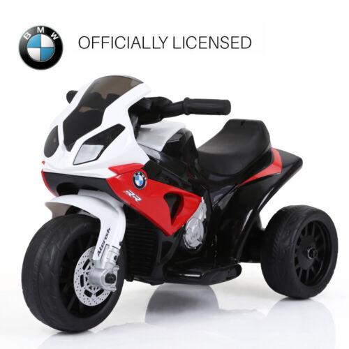 BMW S1000RR Motorbike Kids Ride On Bike Official Licensed 6V Electric Motorcycle