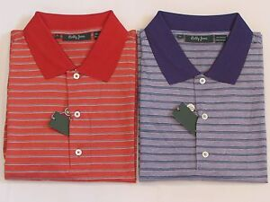 NEW MEN'S BOBBY JONES COLLECTION S//S POLO SHIRT $98 PICK SIZE AND COLOR