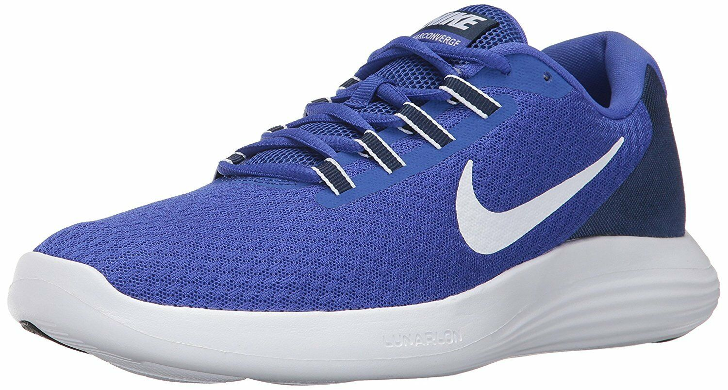 NIKE Men's Lunarconverge Running shoes 14 852462 400  bluee
