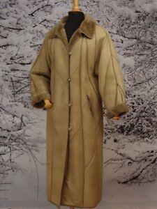 di Cappotto di Pelle d'epoca mv265 M agnello Cappotto gr pelle pecora di FBBqwCd