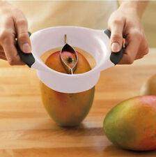 Mango Fruit Slicer Splitter Cutter Pitter Stoner Corer Craft Kitchen Gadget