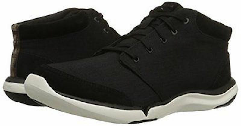 TEVA BLACK WANDER CHUKKA SNEAKERS  SHOES   8