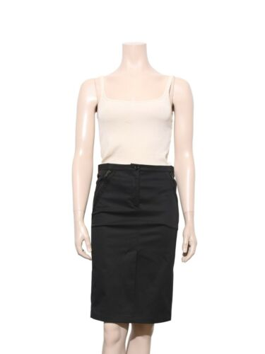 PRADA Cotton Pencil Skirt (Size 38) - image 1