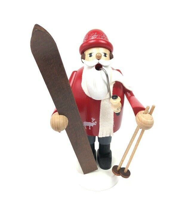 KWO räucherhomHommes skiers 19 cm No. 21-167 Smoking Man The Bearded Ski