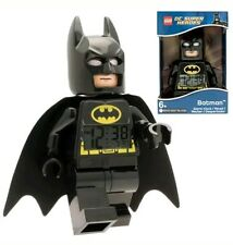 Lego Batman - Clock Super Heroes Digital Display DC Comics - Discontinued - NEW
