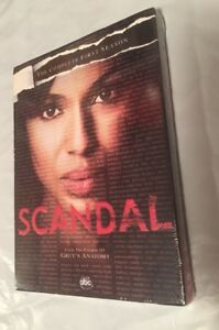 Scandal-The-Complete-First-Season-DVD-2012-2-Disc-Set-New