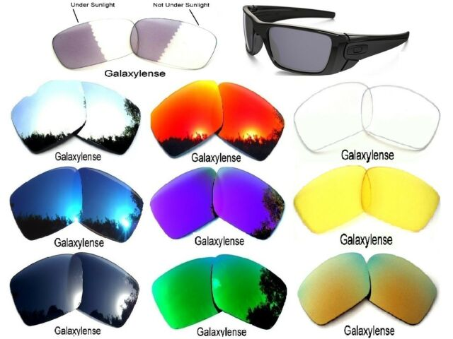 For Replacement Oakley Fuel Lens Selection Sunglasses Galaxy Color Cell Multi 6v7Ybgyf