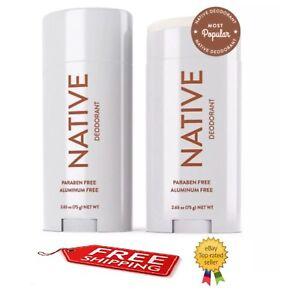 NATIVE-DEODORANT-COCONUT-amp-VANILLA-SCENT-ALUMINUM-FREE-LONG-LASTING-1-2-65-OZ