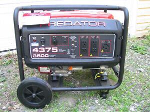 Predator 4375/3500 BRAND NEW generator