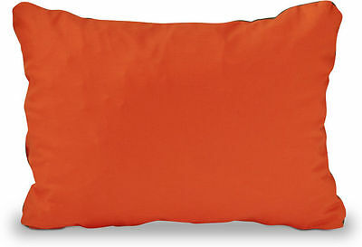 Therm-A-Rest Compressible Pillow Camping Backpacking Sleeping, Poppy, Small