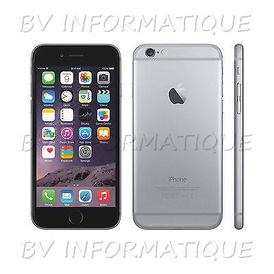 """APPLE Iphone 6 16 Go gris sideral- """"DÉBLOQUÉ TOUT OPÉRATEUR"""" BON ETAT"""