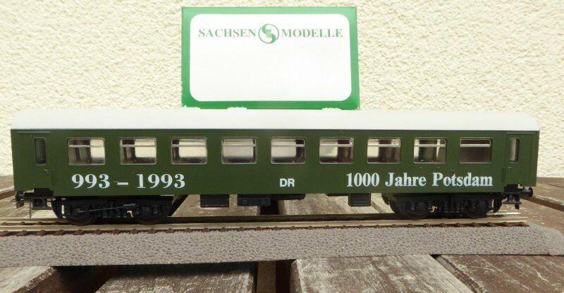 Sachsenmodelle Rekowagen 1000 Ans Potsdam 993-1993 Dr dans Emballage D'Origine,