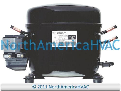 EMBRACO FFI12BX1 FFI12BX Replacement Refrigeration Compressor 1//3 HP R-12 115V