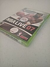 NBA Live 07 (Microsoft Xbox 360, 2006)