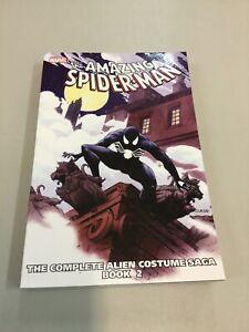 Amazing-Spider-man-Alien-Costume-Saga-Book-2-Paperback-Tpb-Marvel-Comics