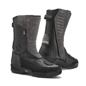 Rev-It-Gravel-OutDry-Motorcycle-Boots-Mens-Leather-Waterproof-Touring-All-Sizes