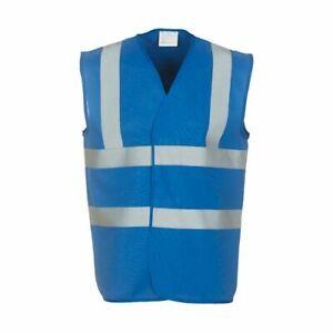 ROYAL-BLUE-HIGH-VIZ-VESTS-DIFFERENT-SIZES-Medium-to-XXL-Reflective-Safety