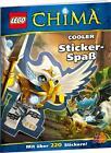 LEGO Chima. Cooler Sticker-Spaß (2015, Geheftet)