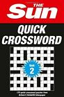 The Sun Quick Crossword Book 2: 175 quick crossword puzzles from Britain's favourite newspaper by The Sun (Paperback, 2015)